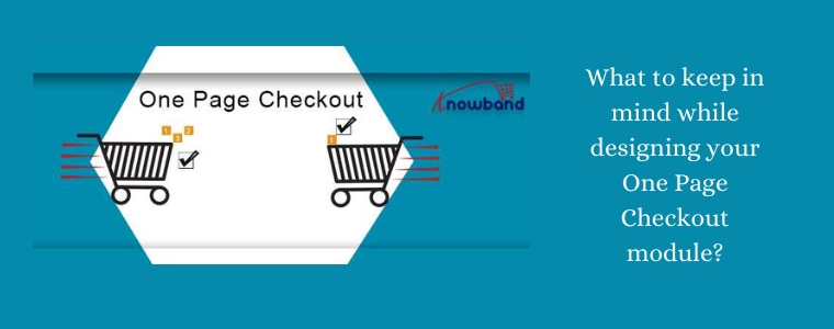 One Page Checkout module Knowband