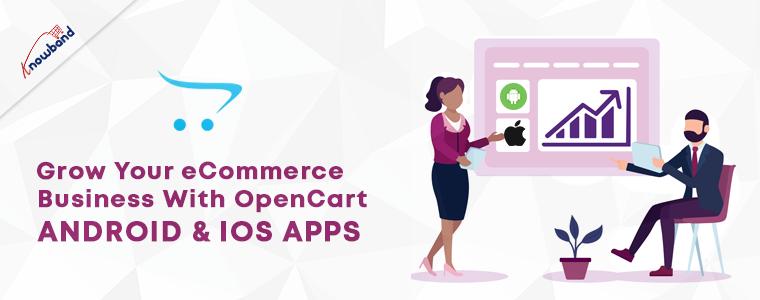 OpenCart eCommerce Mobile App