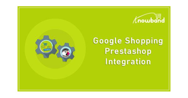 Prestashop Google Shopping Integration module
