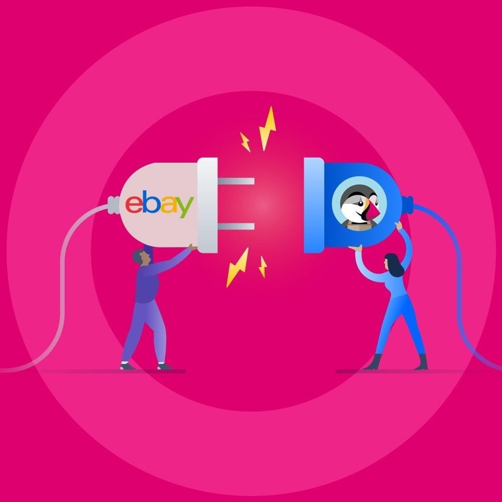 eBay PrestaShop Integration Module